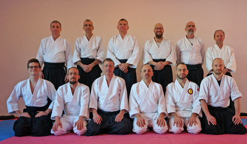 aikido group Hechingen
